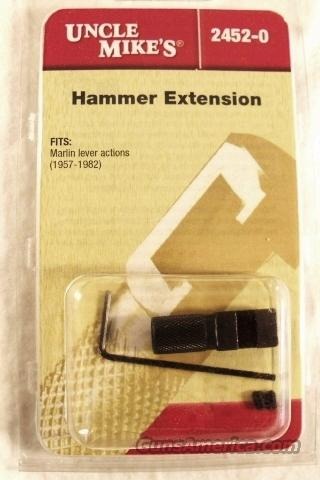 Hammer Extension for Pre-1983 Marlin Lever Action Uncle Mike's NIB  Non-Guns > Gun Parts > Misc > Rifles