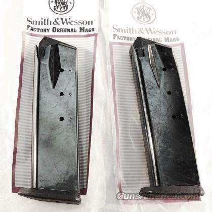 Lots of 3 or more Smith & Wesson .45 ACP Factory 9 Shot Magazines SW99 990 XM19990 $39 per 3 or more  Non-Guns > Magazines & Clips > Pistol Magazines > Other