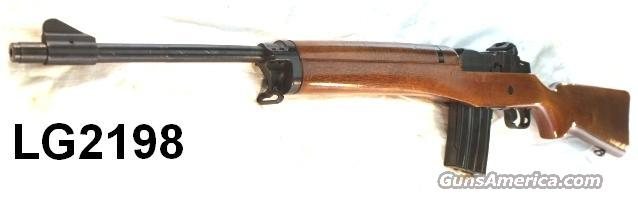Ruger .223 Mini-14 Blue VG-Exc 1975 Second Yr. of Production  Guns > Rifles > Ruger Rifles > Mini-14 Type