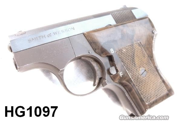 S&W .22 LR model 61-2 Escort 1970 Exc in Box w/Pouch & Manual  Guns > Pistols > Smith & Wesson Pistols - Autos > Alloy Frame