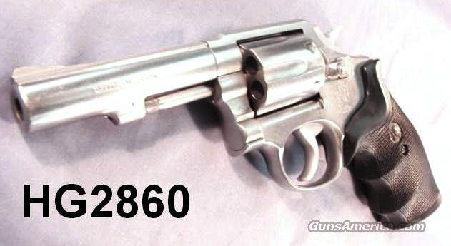 S&W .357 Mag 65-3 SS 4 in VG 1986  Guns > Pistols > Smith & Wesson Revolvers > Full Frame Revolver
