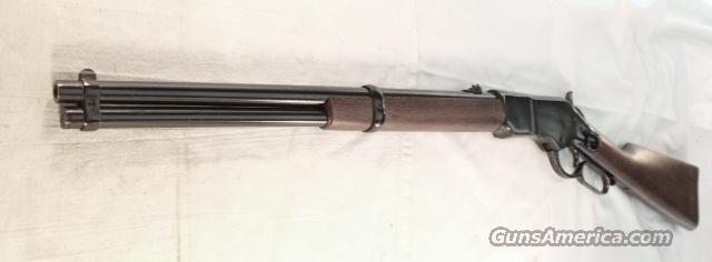 1866 Winchester .357 Mag 1873 style King's Improvement Copy Chaparral Arms .357 Magnum 20 Inch Color Casehardened Walnut New Old Stock  Guns > Rifles > Pietta Rifles