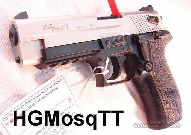 Sig .22 LR Mosquito 5 in Two Tone NIB   Guns > Pistols > Sig - Sauer/Sigarms Pistols > Mosquito