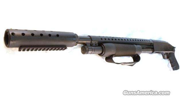 Mossberg 12 ga Rolling Thunder 500 3 in Cruiser Exc.   Guns > Shotguns > Mossberg Shotguns > Pump > Tactical