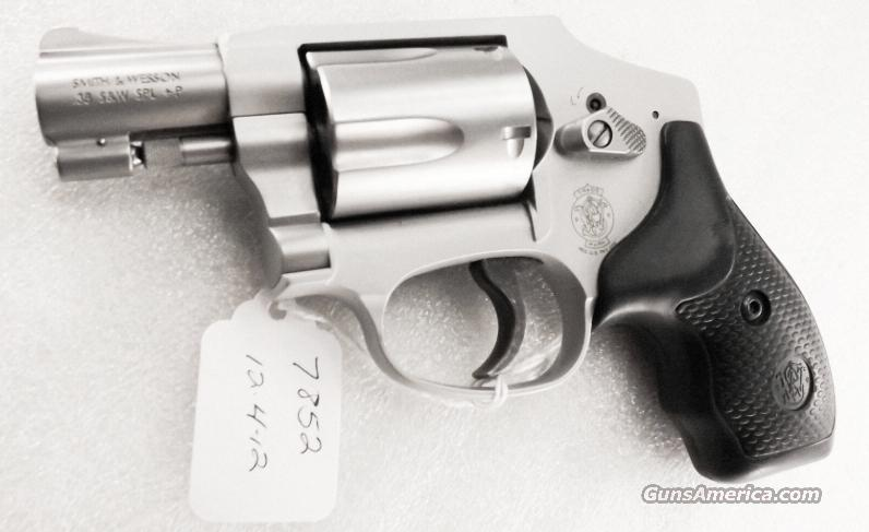 S&W .38 Special +P Centennial Airweight 642-2 Stainless Near Mint in Box 38 Spl Smith & Wesson 151186  Spl Model 642   Guns > Pistols > Smith & Wesson Revolvers > Pocket Pistols
