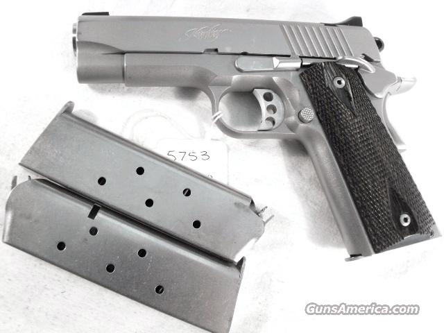 Kimber .45 ACP Pro Carry HD II Night Sights Stainless VG w/3 Factory Mags   Guns > Pistols > Kimber of America Pistols