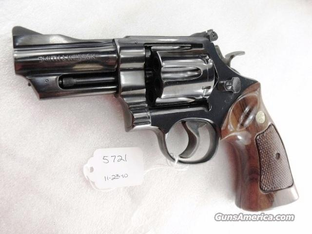 S&W 27-2 .357 Magnum Blue 3 1/2 inch N320000 ca. 1975 w/period Box & Papers Excellent in Box 357 Mag model 27 Smith & Wesson   Guns > Pistols > Smith & Wesson Revolvers > Full Frame Revolver