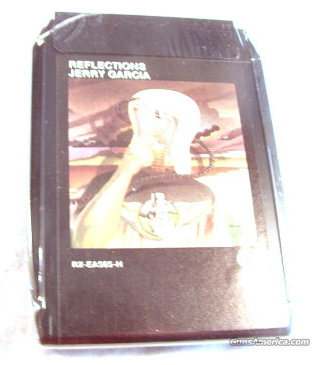 Deadhead Collectible 1976 Garcia Reflections 8-Track NIB Grateful Dead Music Eight Track 8 Tapes Vintage 1970s NRA Benefit  Non-Guns > Hobbies and Collectibles