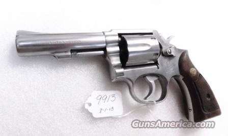 S&W .38 Spl 64-3 Stainless Heavy Barrel 4 inch 1985 Ohio Dept of Corrections Smith & Wesson 38 Special +P Model 64	  Guns > Pistols > Smith & Wesson Revolvers > Full Frame Revolver