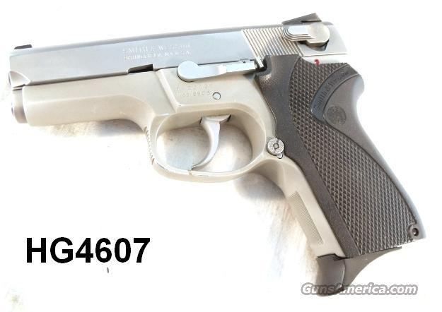 S&W 9mm 6906 Compact Lwt Sts 2 Mags 12 & 15 Shot VG-Exc  Guns > Pistols > Smith & Wesson Pistols - Autos > Steel Frame