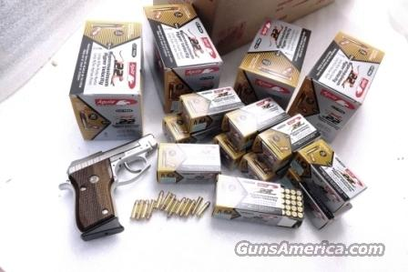 Ammo: .22 LR 2000 round lot of 40 Boxes 40x$6.73 Stinger Competitor Aguila Super Max 1750 fps 30 grain 22 Long Rifle HP Ammunition Cartridges 4 Bricks or Cartons  Non-Guns > Ammunition