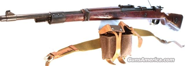 WWII German 98 Mauser 8mm Sauer & Sohn Manufacture Russian Arsenal Refin. Laminate 1941 Waffenamt Marked 8x57 Army  Guns > Rifles > Mauser Rifles > German