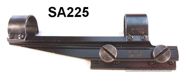 Weaver Side Mount Assy 1894 Winchester VG 1970s  Non-Guns > Scopes/Mounts/Rings & Optics > Mounts > Traditional Weaver Style > Other