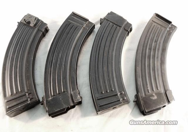 Magazine Norinco AK, MAK Blue Steel 30 round Exc ca 1991 for 7.62x39 caliber Only  Non-Guns > Magazines & Clips > Rifle Magazines > AK Family