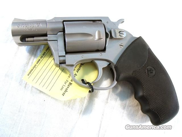 Charter .38 Special Lightweight Stainless Undercover Mint in Box  Guns > Pistols > Rossi Revolvers