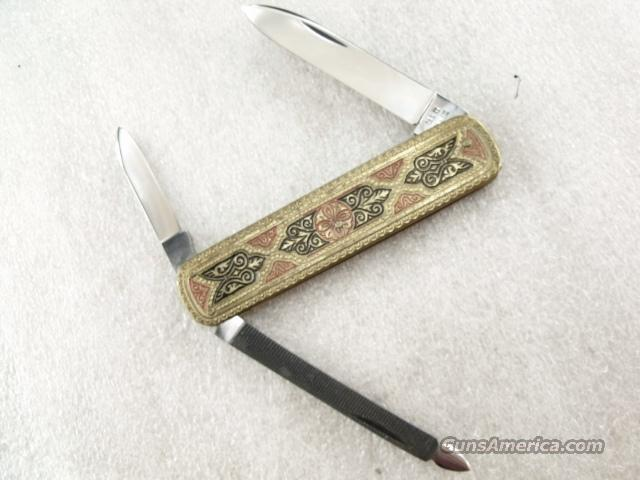 Knife: Case Office Knife with File XX Stainless No USA Mint 1960s  Non-Guns > Knives/Swords > Knives > Folding Blade > Imported