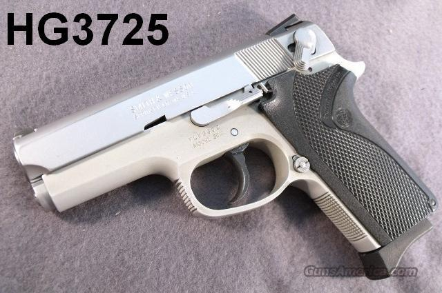 S&W 9mm 3913 SS Compact 1998 VG 2 Mags Maine State Police   Guns > Pistols > Smith & Wesson Pistols - Autos > Alloy Frame
