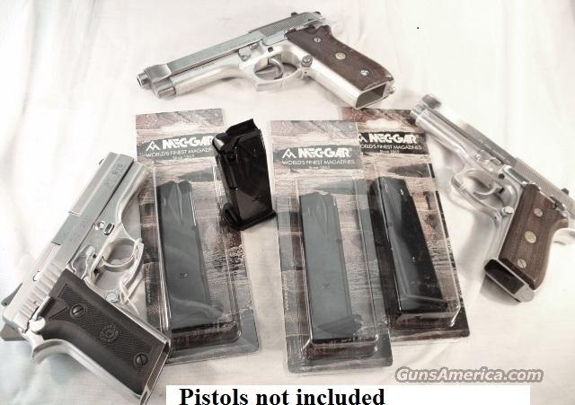 3 Taurus PT92 PT99 Magazines 15 Shot 9mm Mec Gar Blue Steel NIB PT-92 PT-99 Clip for PT92C can be fitted for PT911 PT915 PT917 3 or more $29 x 3  Non-Guns > Magazines & Clips > Pistol Magazines > Other