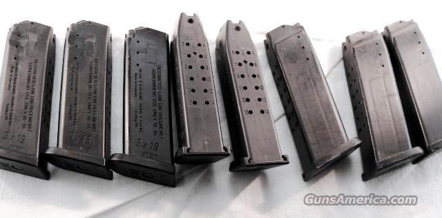 Magazine H&K 9mm USP 15 Shot LE Marked 10-94 VG Cond  Non-Guns > Magazines & Clips > Pistol Magazines > Other