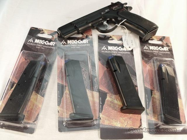 CZ-75B CZ-85 Magazines 17 Shot 9mm Mec-Gar EAA Witness FIE Excam TA90 Bernardelli NIB Clip for    Non-Guns > Magazines & Clips > Pistol Magazines > Other
