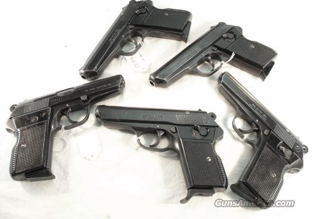 CZ-70 .32 ACP 10 Shot Czech Police VG 1971 CZ70 CZ 70 32 Auto  Guns > Pistols > Surplus Pistols & Copies