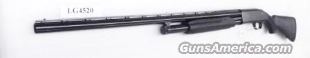Mossberg 12 gauge model 500 All Purpose Blue & Synthetic 3 inch 28 inch .715 IC / Modified Vent Rib Recoil Pad Excellent Condition Factory Demo 500fixed28  Guns > Shotguns > Mossberg Shotguns > Pump > Sporting