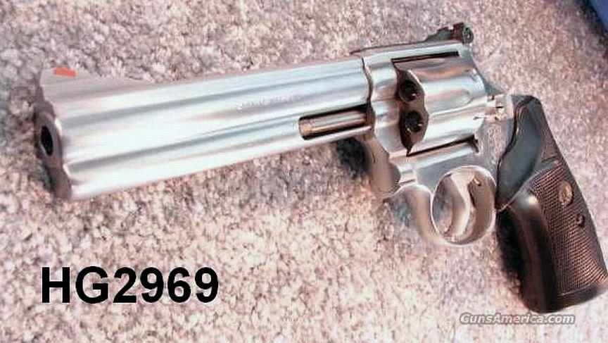 S&W .357 Model 686 SS 6 in Exc 1983  Guns > Pistols > Smith & Wesson Revolvers > Full Frame Revolver