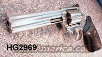 S&W .357 Model 686 SS 6 in Exc 1983  Smith & Wesson Revolvers > Full Frame Revolver