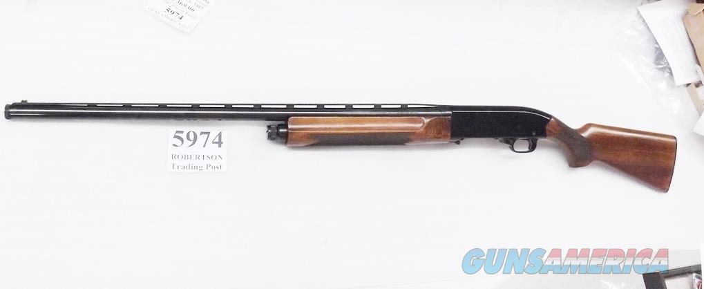 Winchester 12 gauge model 140 Ranger 2 3/4 inch 28 Winchoke Vent Rib VG-Exc 1993 Production Blue & Hardwood Green Fiber Optic Ray-Bar type Sight  Guns > Shotguns > Winchester Shotguns - Modern > Autoloaders > Hunting