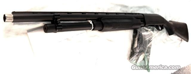 Remington 12 ga 870 Super Mag 8 Shot 23 R/C 3 1/2 in Vent Synth NIB  Guns > Shotguns > Remington Shotguns  > Pump > Hunting