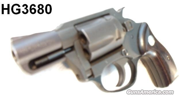 Charter .38 Spl OD3825 Off-Duty VG-Exc ca. 1986  Guns > Pistols > Charter Arms Revolvers
