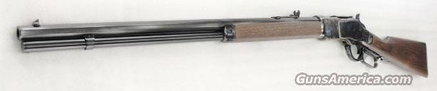 1873 Winchester close Copy Chaparral Arms .45 Colt 24 inch Octagonal Barrel Color Casehardened Walnut with Lever Flaw 45 Long Colt Unfired  Guns > Rifles > Navy Arms Rifles