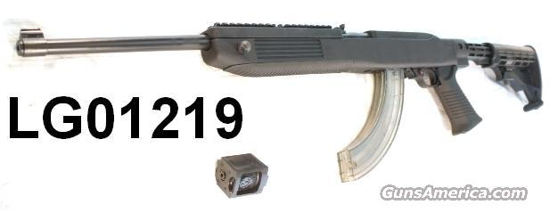 Ruger .22 LR 10/22 Spl Ed Tapco M-4 Stock 30 Rd Eagle Mag NIB  Guns > Rifles > Tactical Rifles Misc.