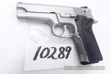 S&W 9mm 5906 Steel Stainless Matte Stainless Bead Finish 16 Shot with 1 Factory Magazine 108176  Guns > Pistols > Smith & Wesson Pistols - Autos > Steel Frame