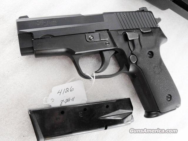Sig 9mm P228 Black Ice Teflon 2 Mags CA OK 1992   Guns > Pistols > Sig - Sauer/Sigarms Pistols > P228