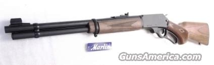Marlin .30-30 model 336Y Compact 16 inch Trapper & Youth Length 6 Shot Lever Action 3030 Winchester caliber Matte Blue 12 3/4 inch Laminated Stock New Haven CT mfg  Guns > Rifles > Marlin Rifles > Modern > Lever Action
