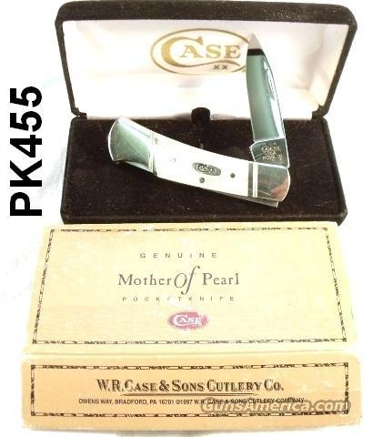 Knife Case 81225L Genuine Pearl Lockblade 2007 Mint in Box  Non-Guns > Knives/Swords > Knives > Folding Blade > Hand Made
