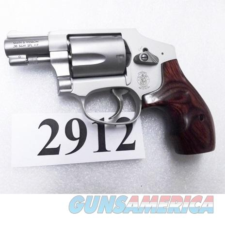 S&W .38 Special +P Centennial Airweight 642-2 Ladysmith Stainless Exc 38 Spl Smith & Wesson 163808  Spl Model 642 No A no CA   Guns > Pistols > Smith & Wesson Revolvers > Pocket Pistols
