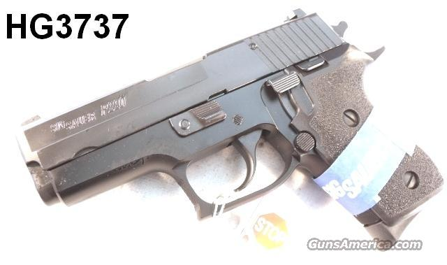 Sig .45 ACP 220 Carry Compact Siglite Black Stainless NIB 2 Mags  Guns > Pistols > Sig - Sauer/Sigarms Pistols > P220