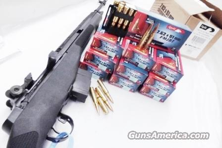 Ammo: .308 Winchester Aguila 200 round Lot of 10 Boxes 150 grain Boat Tail FMC Brass Case Full Metal Jacket Remington Eley Affiliate Mexico 10x$14.90 Ammunition Cartridges   Non-Guns > Ammunition