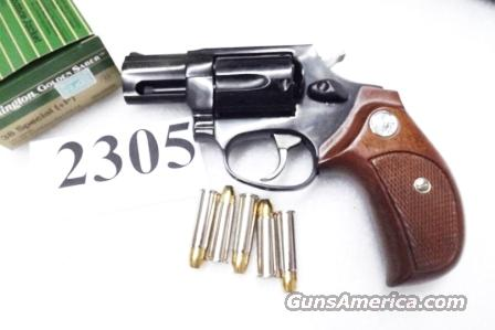 Taurus .38 Special +P Model 85 Blue Steel Snub with Walnut Combat Grips Smith & Wesson Model 36 Chief's Special copy Snub Nose 38 Spl 2 inch 21 oz Excellent in Box Factory Demo 2850021    Guns > Pistols > Taurus Pistols/Revolvers > Revolvers