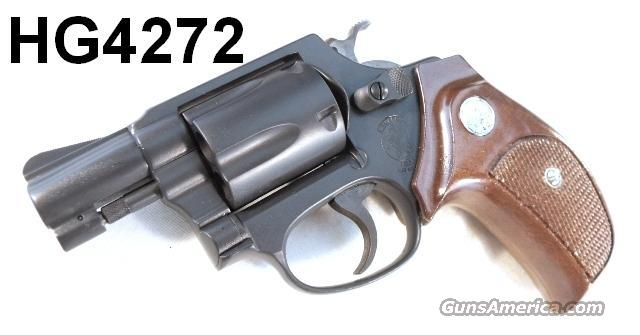 S&W .38 Special 37 Airweight Chief 2 inch Carry-Tuff Exc Refin ca. 1983  Guns > Pistols > Smith & Wesson Revolvers > Pocket Pistols
