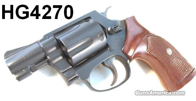 S&W .38 Special 36 Chief's Special 2 inch Square Butt Carry-Tuff Exc Refin ca. 1975  Guns > Pistols > Smith & Wesson Revolvers > Full Frame Revolver