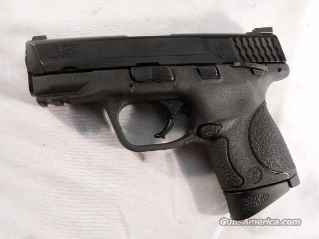 S&W 9mm M&P 9C Lever Safety Compact Factory Night Sights 3 Magazines 12 + 1 NIB MP9C MP-9C Military & Police  without Magazine Safety FNS   Guns > Pistols > Smith & Wesson Pistols - Autos > Polymer Frame