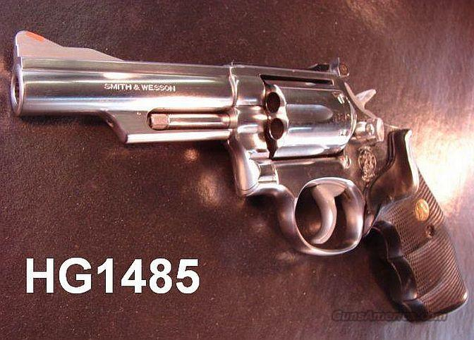 S&W 66-2 .357 Sts 4 in Sq Butt VG 1987  Guns > Pistols > Smith & Wesson Revolvers > Full Frame Revolver