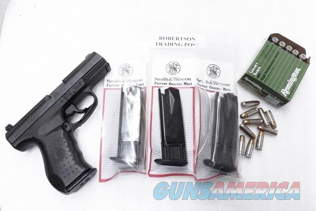 Smith & Wesson SW99 Factory 10 Shot Magazines Walther 99QA 990 MR Eagle Fast Action 9mm    Non-Guns > Magazines & Clips > Pistol Magazines > Smith & Wesson