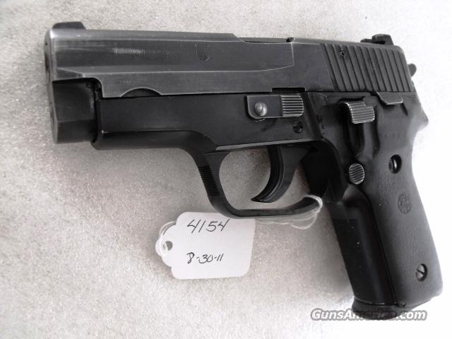 Sig 9mm P228 Swiss Police Solothurn Shield 14 Shot  1 Magazine 1991 All German Sig Sauer P-228 CA OK  Guns > Pistols > Sig - Sauer/Sigarms Pistols > P228