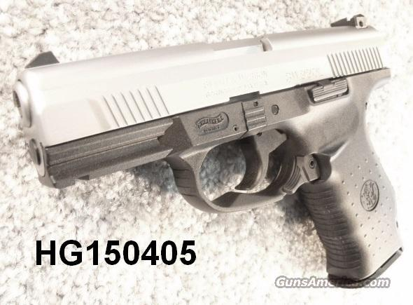 S&W 9mm model SW990L Stainless Walther Design NIB 2 Mags 16 Shot  Guns > Pistols > Smith & Wesson Pistols - Autos > Polymer Frame