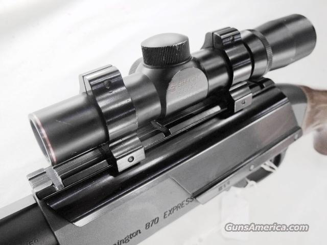 B Square Shotgun Mount 870 20 gauge Express 2.5x20 Simmons VG 16820BLU  Non-Guns > Scopes/Mounts/Rings & Optics > Mounts > Traditional Weaver Style > Flat