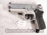 S&W 9mm model 6906 Compact Lightweight Stainless 13 Shot 1 Magazine 1990 California Department of Corrections Smith & Wesson 469 669 Descendant  Smith & Wesson Pistols - Autos > Alloy Frame